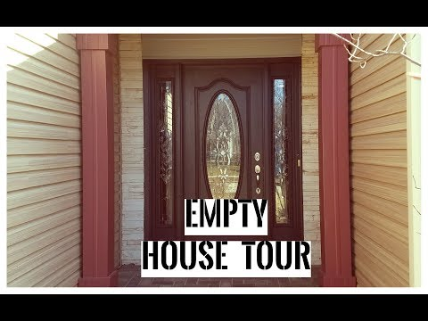 Empty House Tour   What I Look For In A New Home