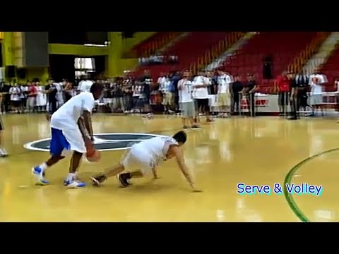 CRAZY HANDLES of NBA SUPERSTARS(Kyrie, Curry, CP3, Crawford and more)