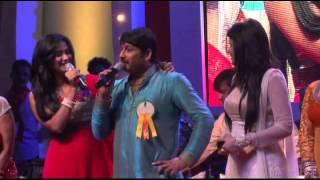 Manoj Tiwari and Sweta Tiwari at Chhat Pooja Part 1