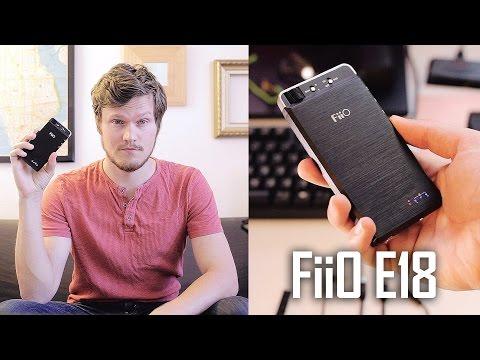 Need a portable DAC headphone AMP? FiiO E18 Review