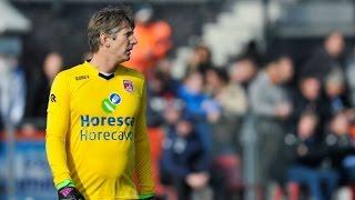Rentree Keeper Edwin Van Der Sar Tijdens Noordwijk - Jodan Boys