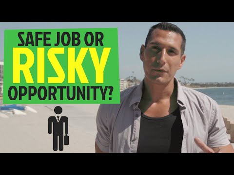 Safe Job Or Risky Opportunity?