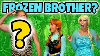 ELSA AND ANNA HAVE A BROTHER! (IS IT KRISTOFF, HANS OR TARZAN) Totally TV Dress Up