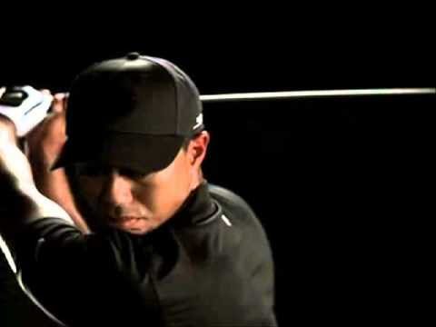 NEVER SEEN BEFORE...Tiger Woods Trojan Commercial
