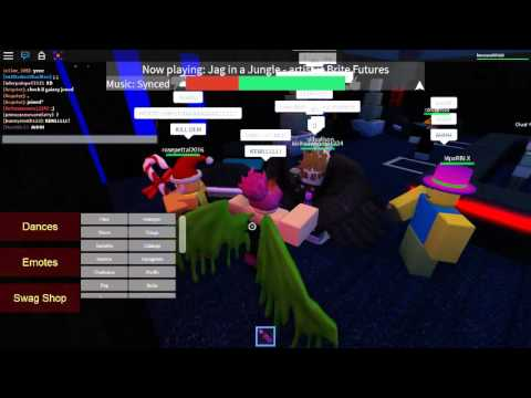 Roblox | Club Boates | Switching bodies!