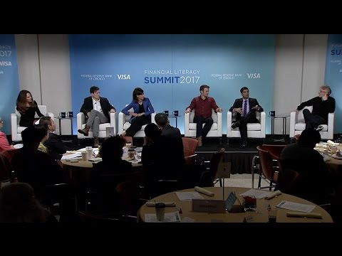 Visa Co-hosts 2017 Financial Literacy Summit with Chicago Fed