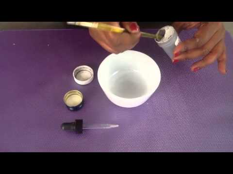 How to: Make Edible Paint