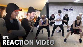 BREAK DANCER REACTS: BTS 방탄소년단 DANGER (DANCE PRACTICE)