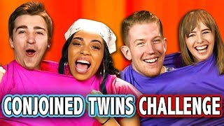 REACTOR CONJOINED TWINS CHALLENGE  | Challenge Chalice