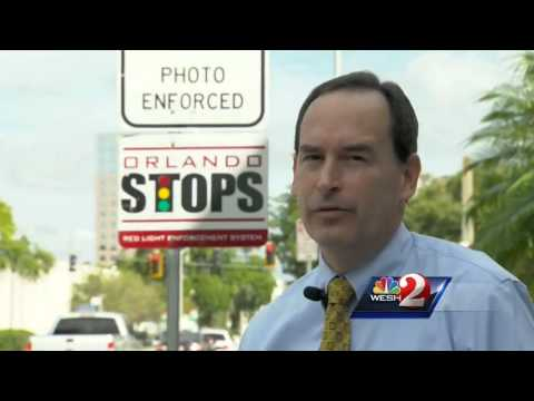City of Orlando plans to increase number of red-light cameras