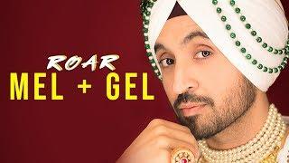 MEL GEL : DILJIT DOSANJH ( Official Audio ) ft.Gurlez Akhtar  | Jatinder Shah | Ranbir Singh
