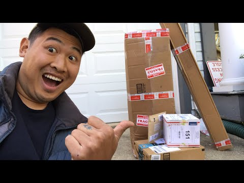 🔴LIVE Opening Mystery fishing packages!