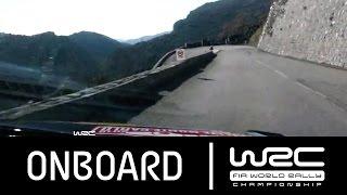 WRC Rallye Monte-Carlo 2015: ONBOARD Ogier SS15