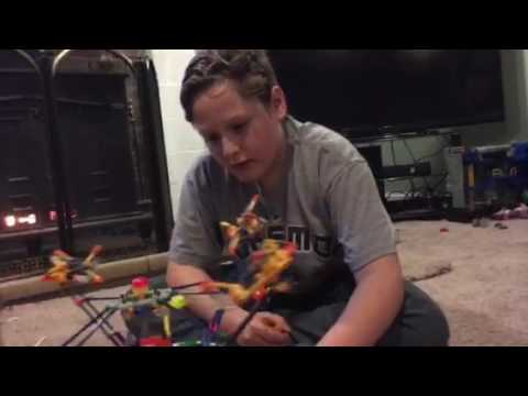 Tyler's newest Kinex build