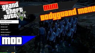 Mini Bodyguard скачать мод - фото 9