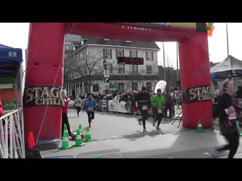 Chilly Half Marathon 2013