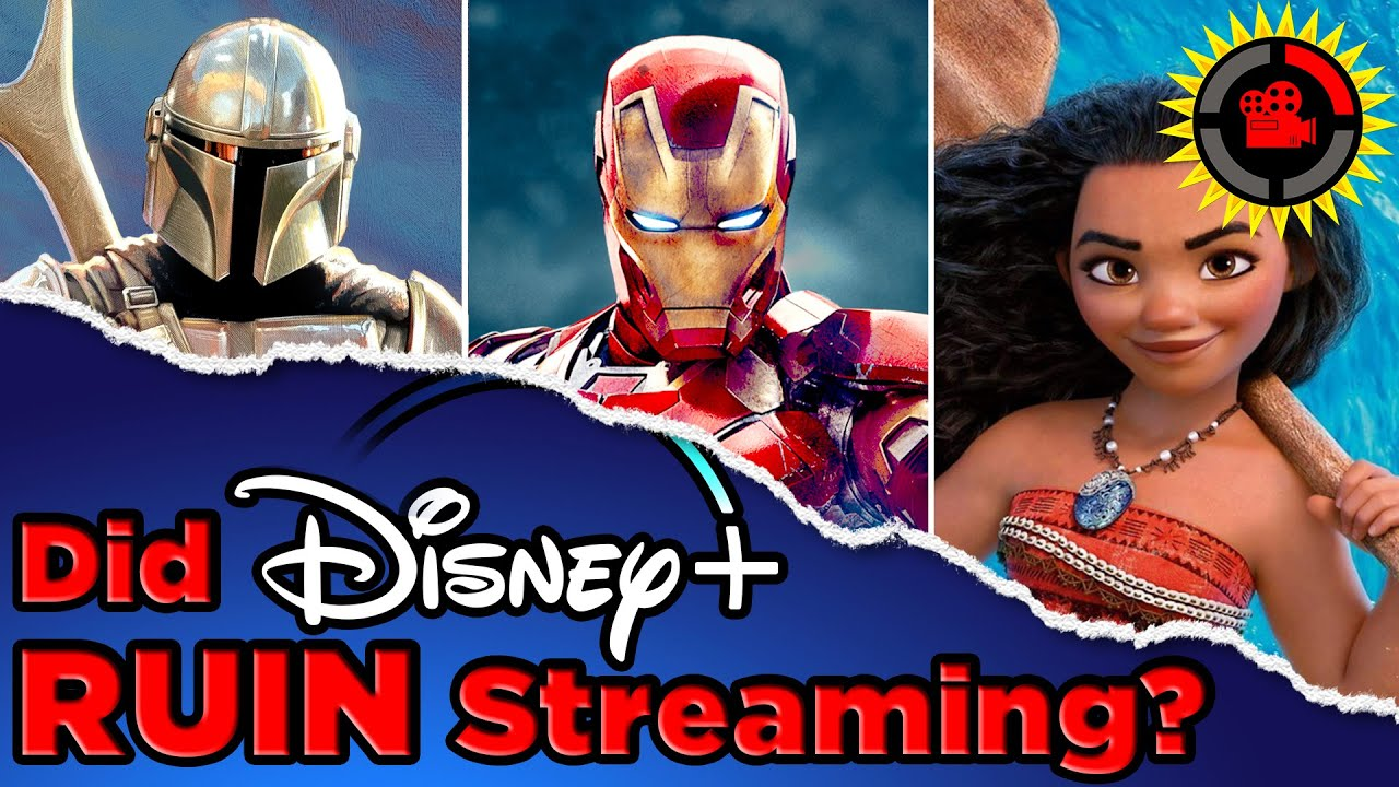 Film Theory: How Disney+is DESTROYING Streaming