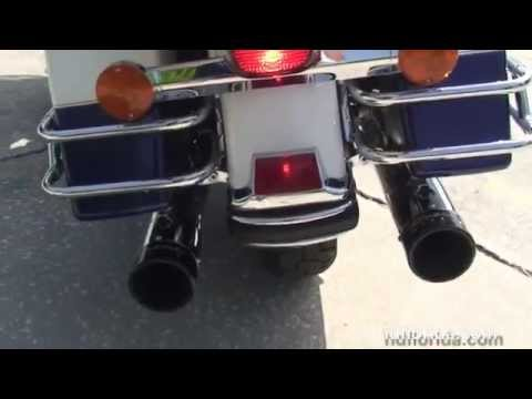 Used 2007 Harley Davidson Ultra Classic Electra Glide Motorcycles- Harley Sound
