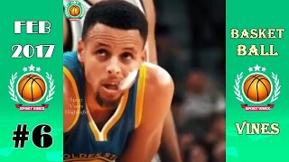 Sports Vines Land Feb 2017 #6   NBA Highlights Today Football NFL Hardest Hits Basketball Crossovers