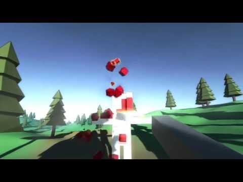 Voxel Gore [Unity 3D]