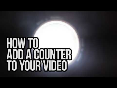 How to add a timer to your video with VSDC Free Video Editor