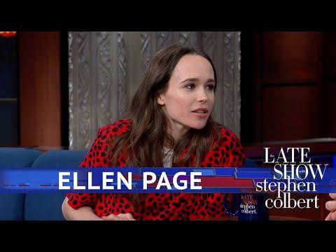 Xxx Mp4 Ellen Page Calls Out Hateful Leadership 3gp Sex