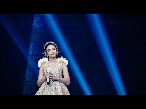 Lyodra Ginting - O Holy Night (Live Performance)