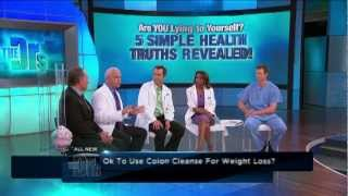 Does a colon cleanse help with losing weight? - Dr Jorge