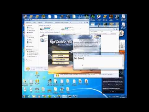 How to get Flight Simulator 2004 for free
