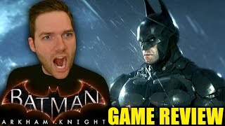 Batman: Arkham Knight - Game Review