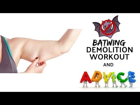 Batwing Demolition Workout and Advice