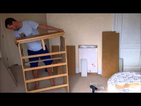 IKEA Malm Chest Of Drawers (Assembly)