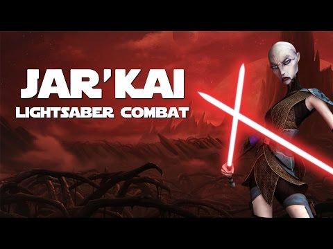 Jar'Kai (Dual Blade Lightsaber Combat)
