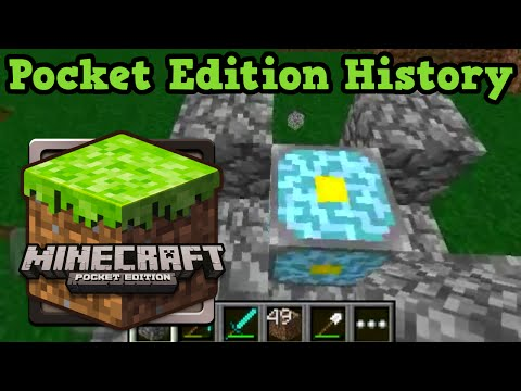History of Minecraft Pocket Edition - 0.1, Xperia PLAY & Nether Reactor