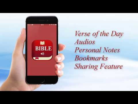 Bible Offline, Audio, Free app install now!