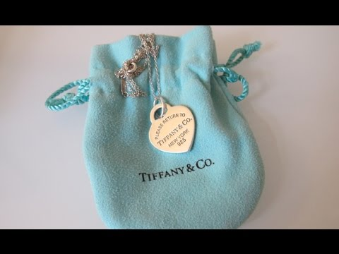 Return to Tiffany & Co Necklace: Review & 3 Year Update (Heart Tag)
