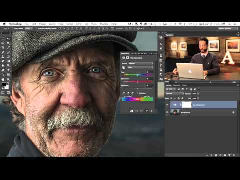 How to Correct Red Skin Color in Photoshop Quickly
