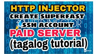 FAST AND SIMPLE SET UP USING HTTP INJECTOR | Music Jinni