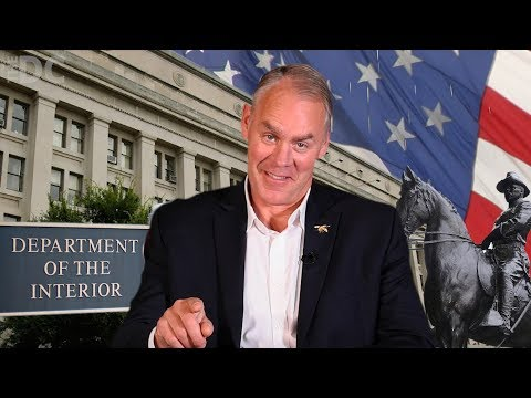 JULY 4th MESSAGE: Sec. Zinke on the Day President Trump Became Commander-in-Chief