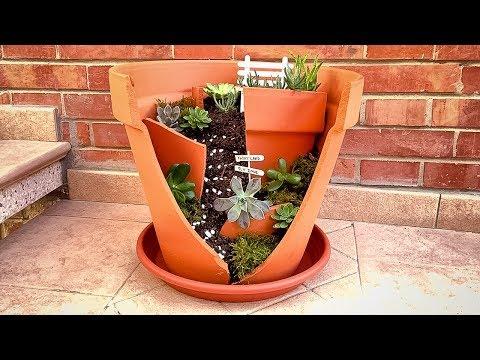 Diy Fairy Garden Pot Ideas