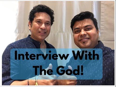 Exclusive Interview, Sachin Tendulkar At GTU, About New SRT Phone