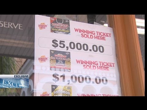 Finding Florida's luckiest lottery locations