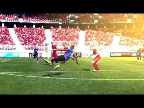 FIFA 12 - Online Goals & Skills Compilation