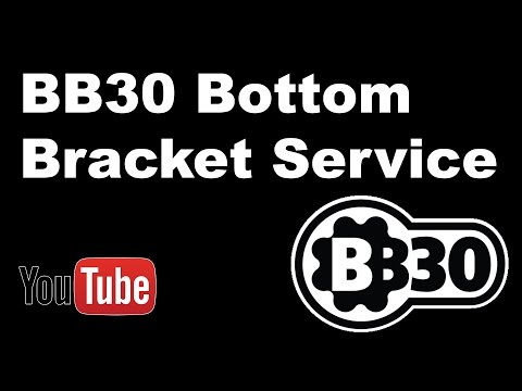 BB30 Bottom Bracket Service and Bearing Replacement