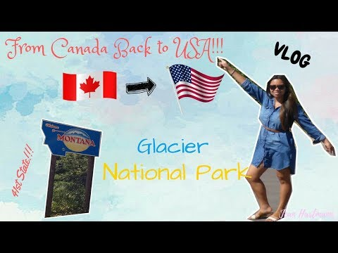 WATERTON PARK, Alberta | GLACIER NATIONAL PARK, MT | jeanVLOG