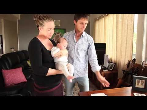 How to take perfect baby footprints