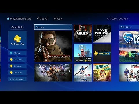 How to Install Media player to PS4 (2017)