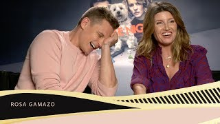 Download Sharon Horgan and Billy Magnussen can't stop laughing Video