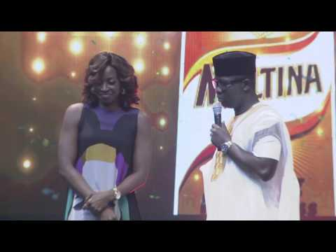 Comedy - SEYI LAW at AY LIVE 2016 – Kisses Kate Henshaw on Stage ( Stand-Up ) Cover