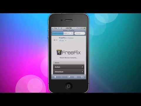 Watch Movies for Free on Your iPhone/iPad/iPod Touch - FreeFlix